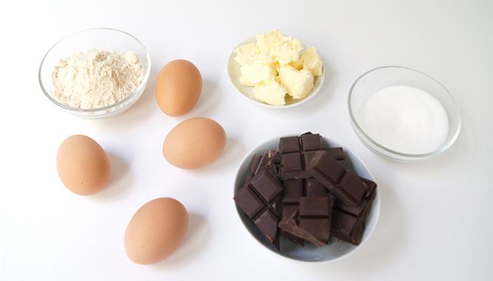 monassiette gluten diy gateau2 ingrédients Moelleux au chocolat, <br/>sans gluten