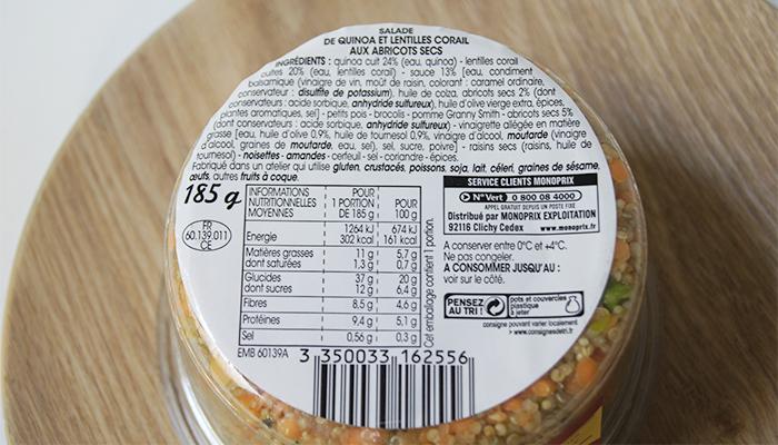 monassiette gluten etiquette Régime sans gluten ?