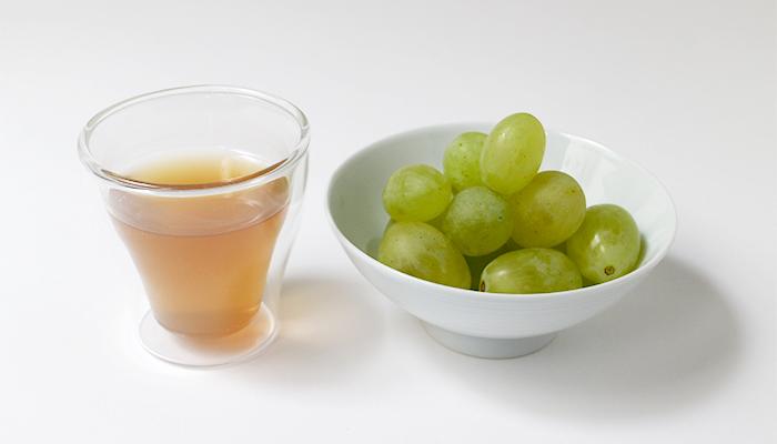 Thé raisin Le stress<br/> de la rentrée