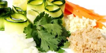 Quinoa header