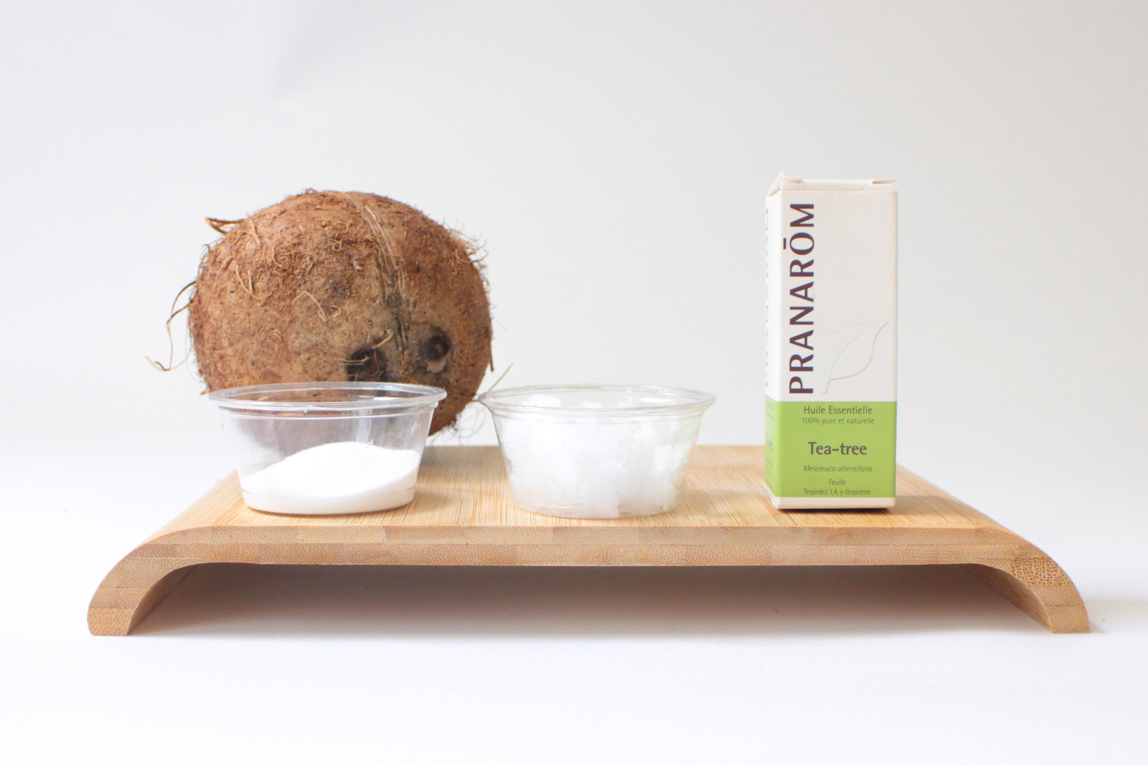 acné La noix de coco et ses bienfaits